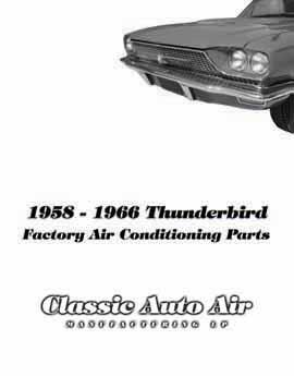 Street Rod / Thunderbird Catalog
