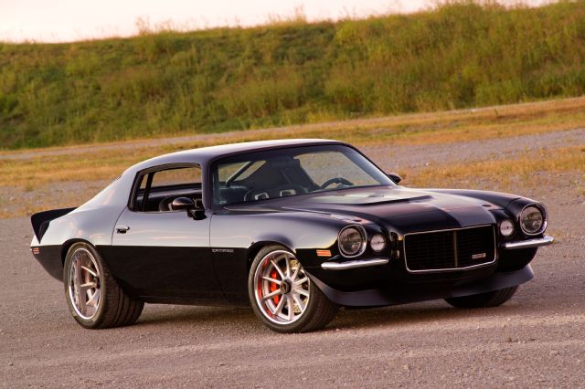 5 Things You Don't Know About 2nd Generation Camaros   Original Air ...